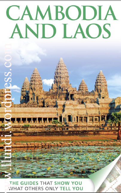 Cambodia and Laos book cover