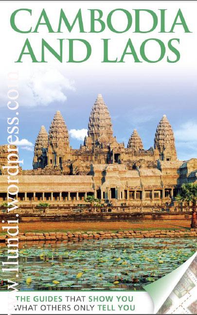 Cambodia and Laos book cover