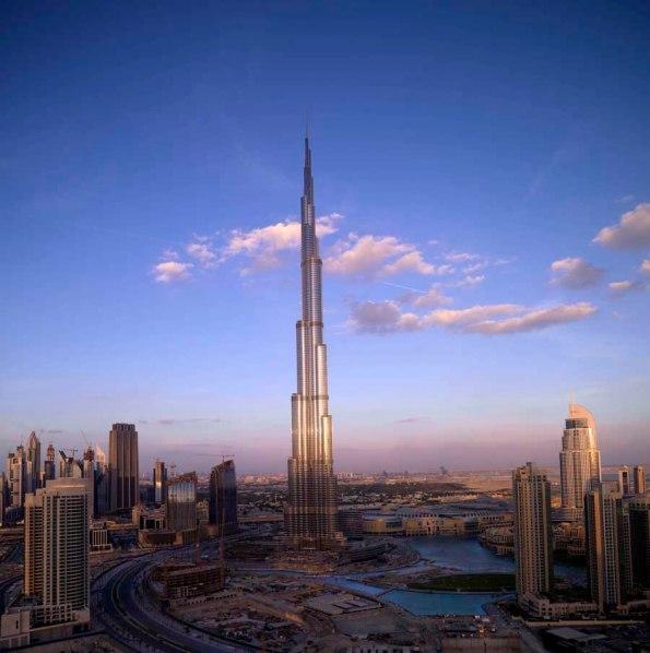 អគារ Burj Khalifa